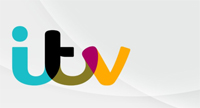 ITV Logo grey back