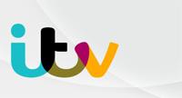 ITV Logo grey back